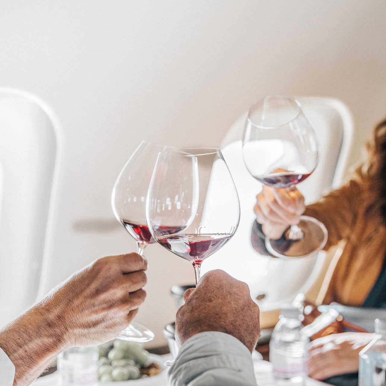 The VistaJet Wine Club
